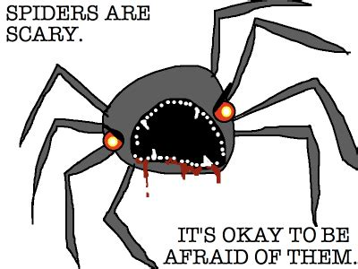 Fear of spiders essay